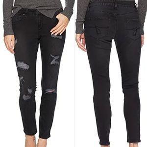 Jag Jeans Mera Distressed Skinny Ankle Jeans 12